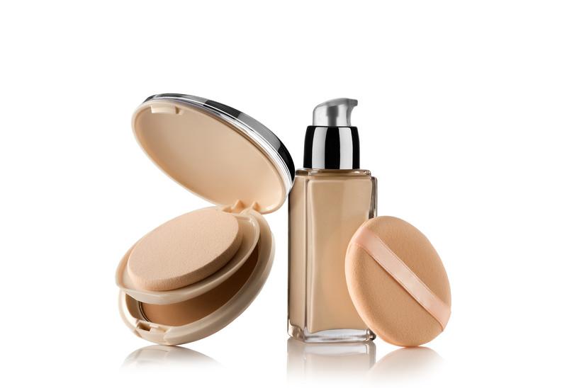 Koupě make-upu