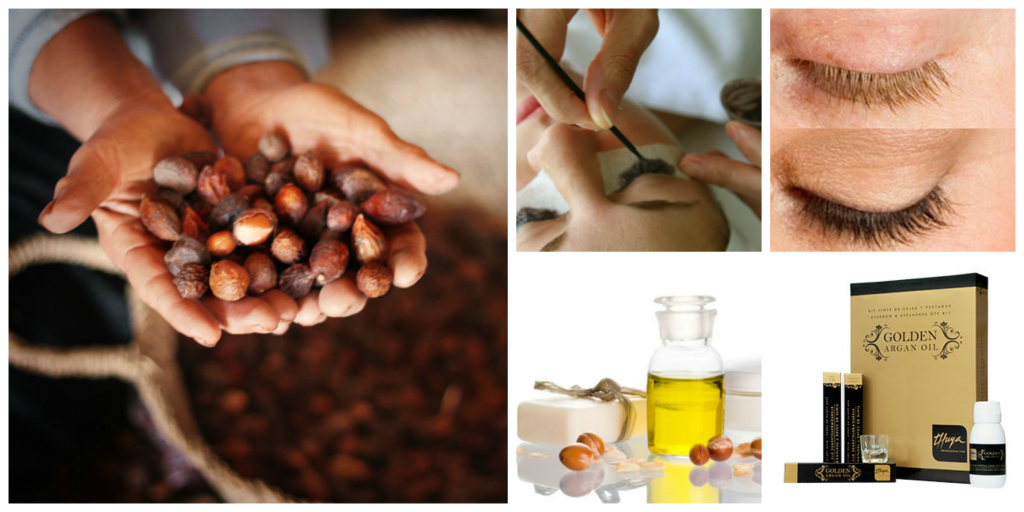 THUYA GOLDEN ARGAN OIL