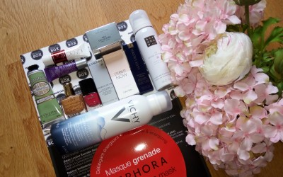 Beauty box Marie Claire